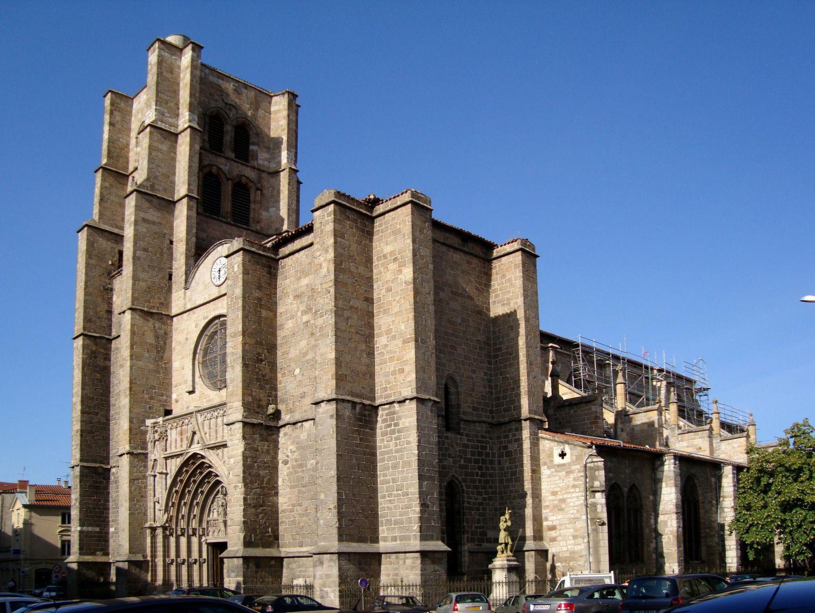Collégiale Notre Dame d'Espérance_Montbrison