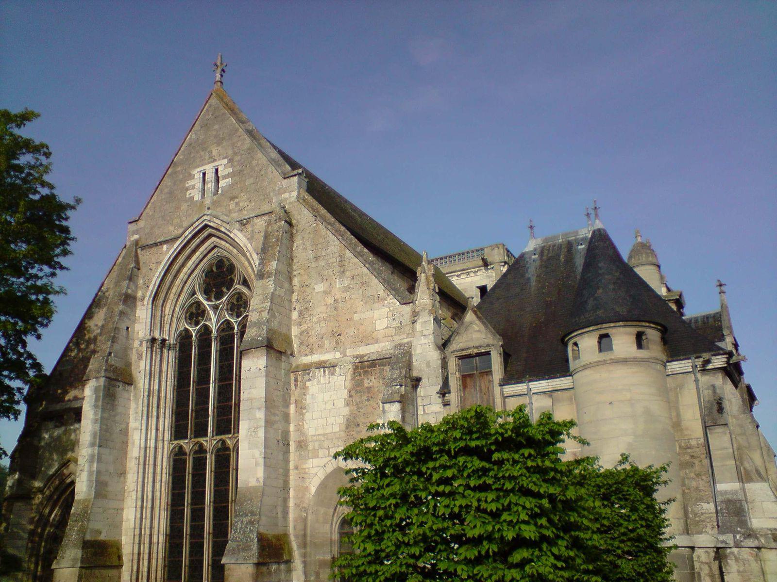 COLLEGIALE NOTRE-DAME_Les Andelys (1)