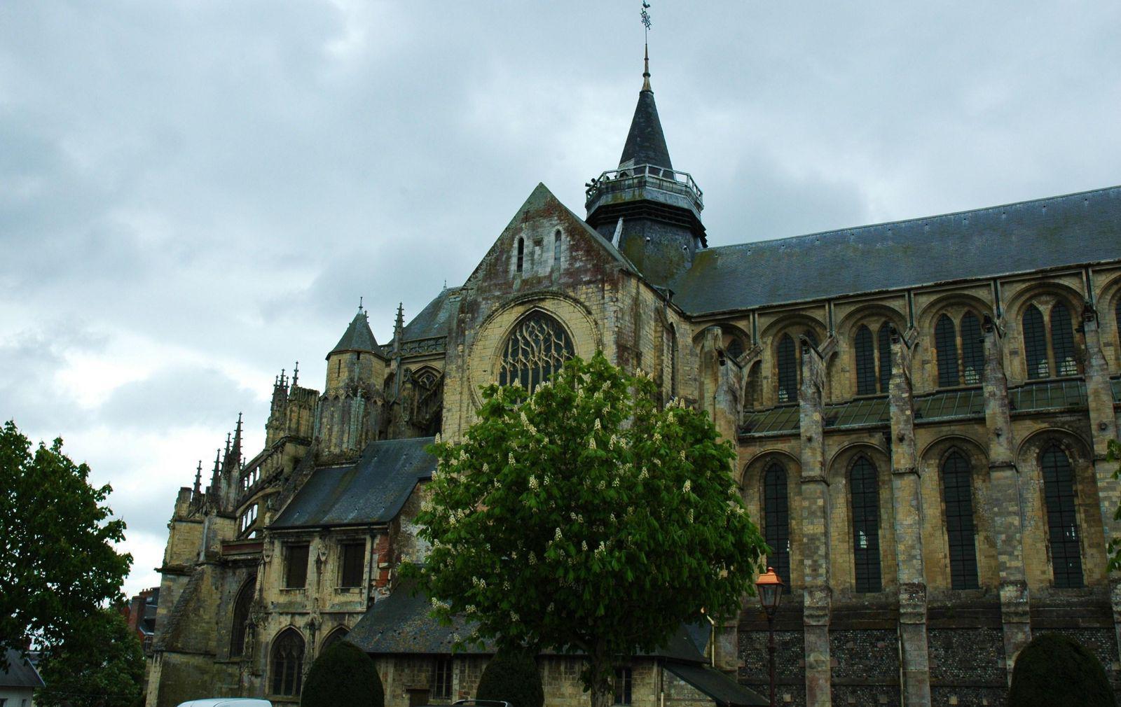 Collégiale Notre-Dame-et-Saint-Laurent_Eu