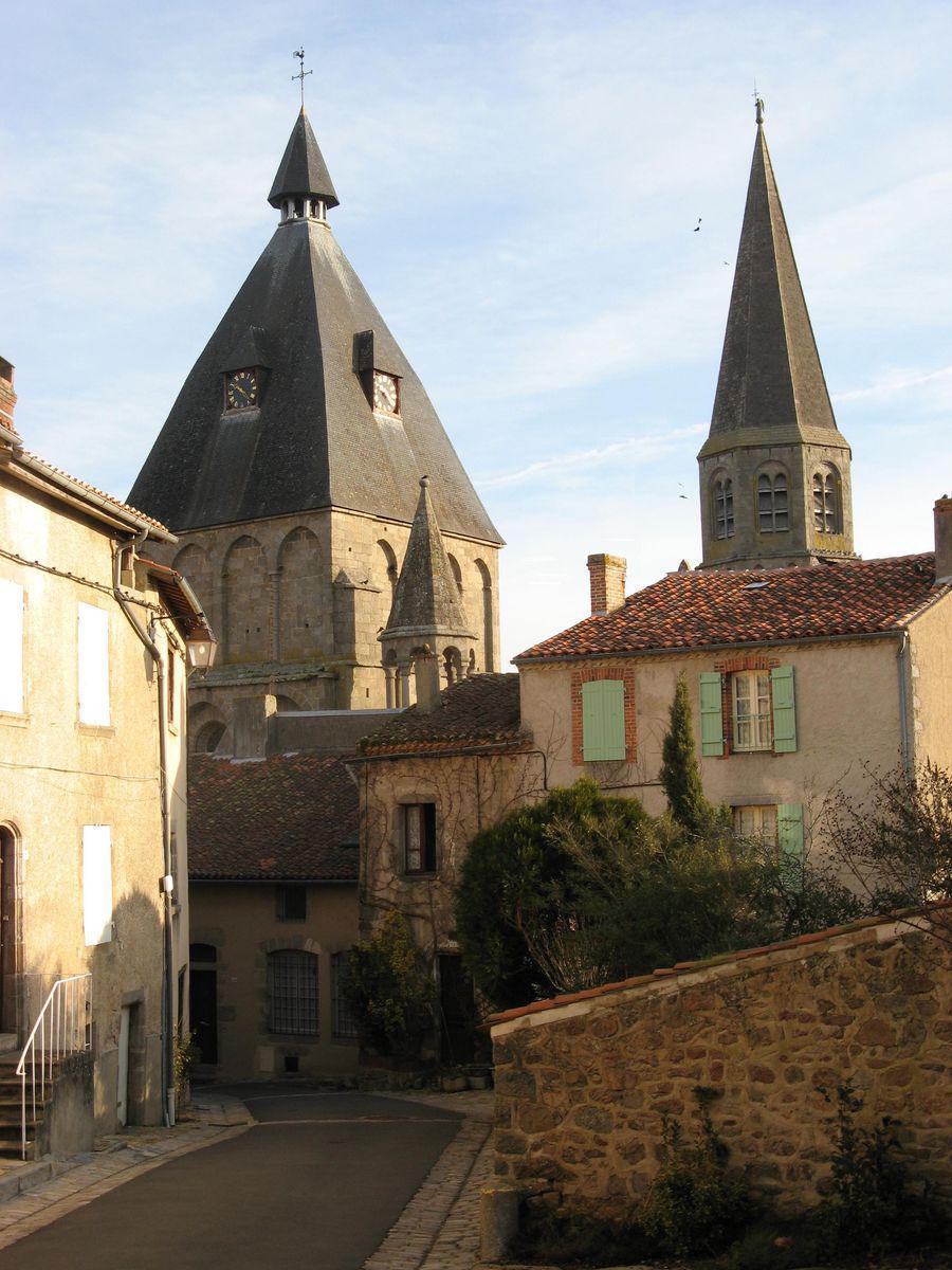 Collégiale Saint Pierre_Le Dorat