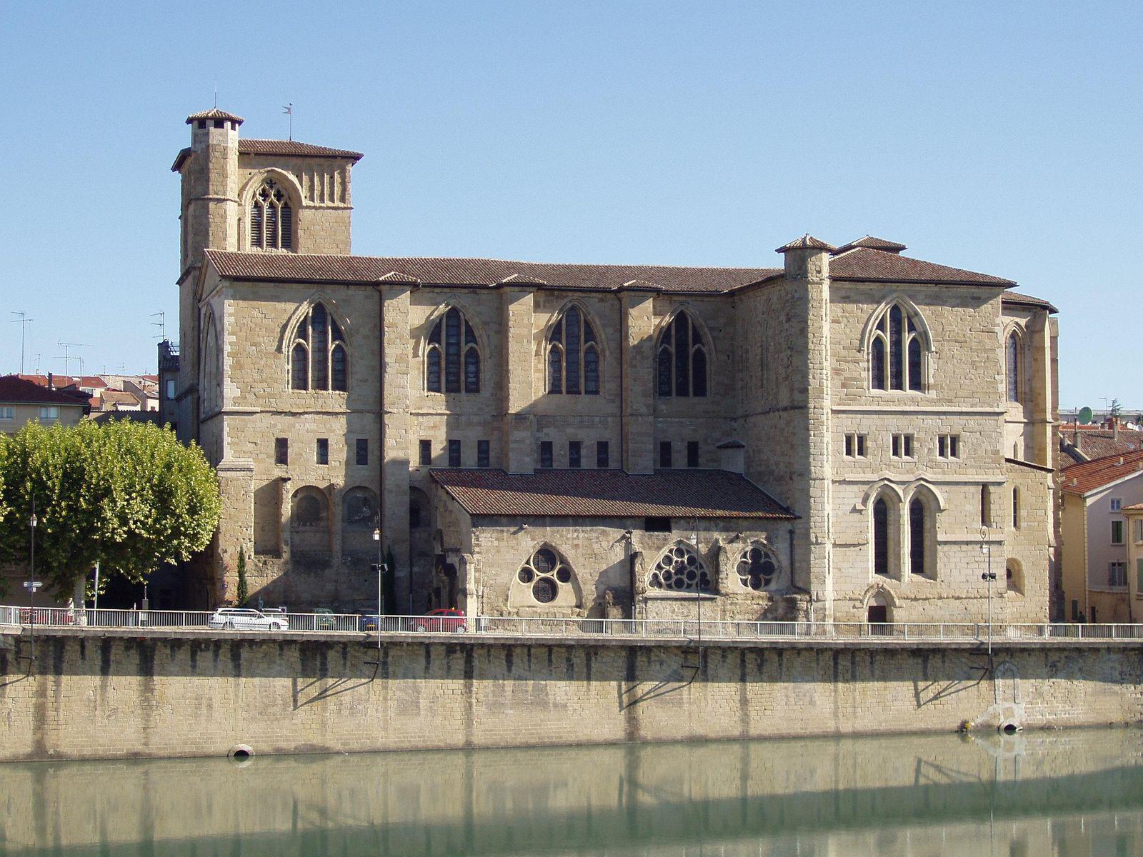 Collégiale Saint-Barnard_Romans-sur-Isère