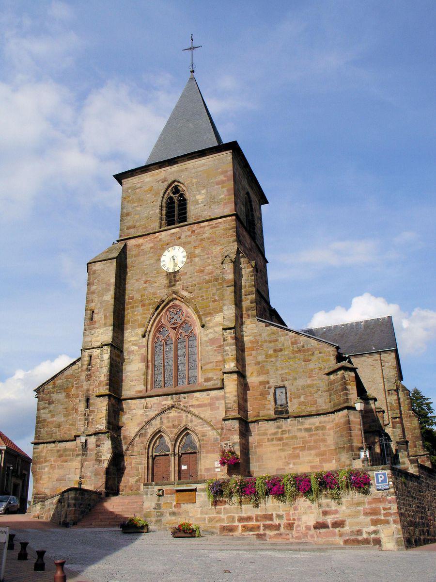 COLLEGIALE SAINT-ETIENNE_Hombourg-Haut