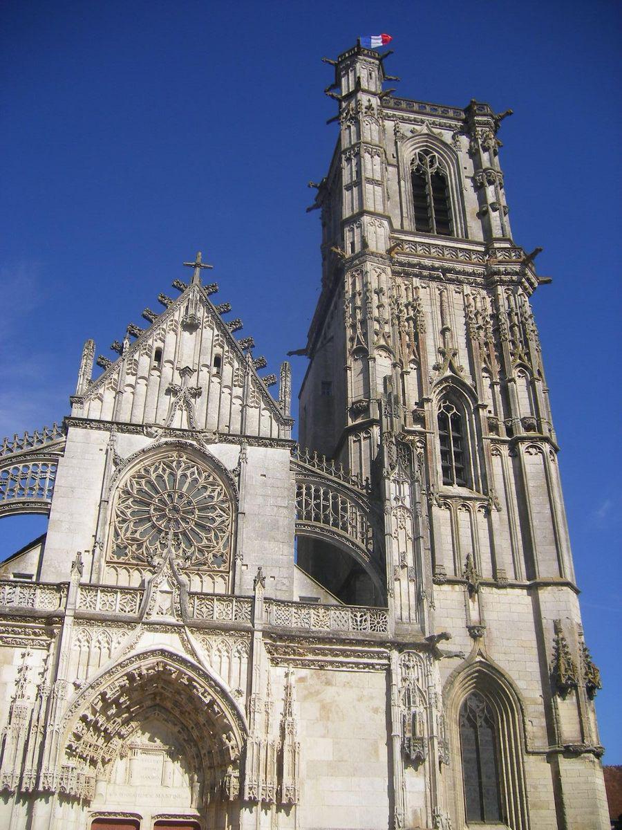 Collégiale Saint-Martin_Clamecy