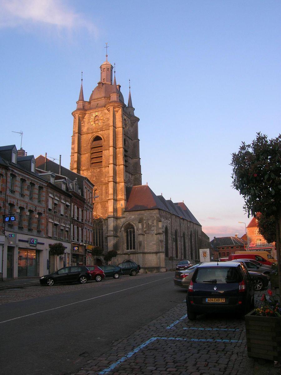 COLLÉGIALE SAINT-NICOLAS_Avesnes-sur-Helpe