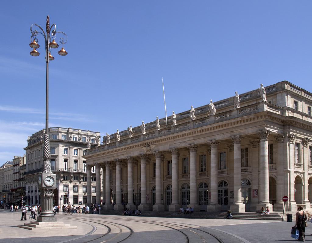 Image : Grand Théâtre de Bordeaux