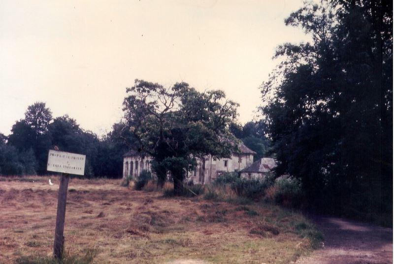 Le Bois de Gravelon