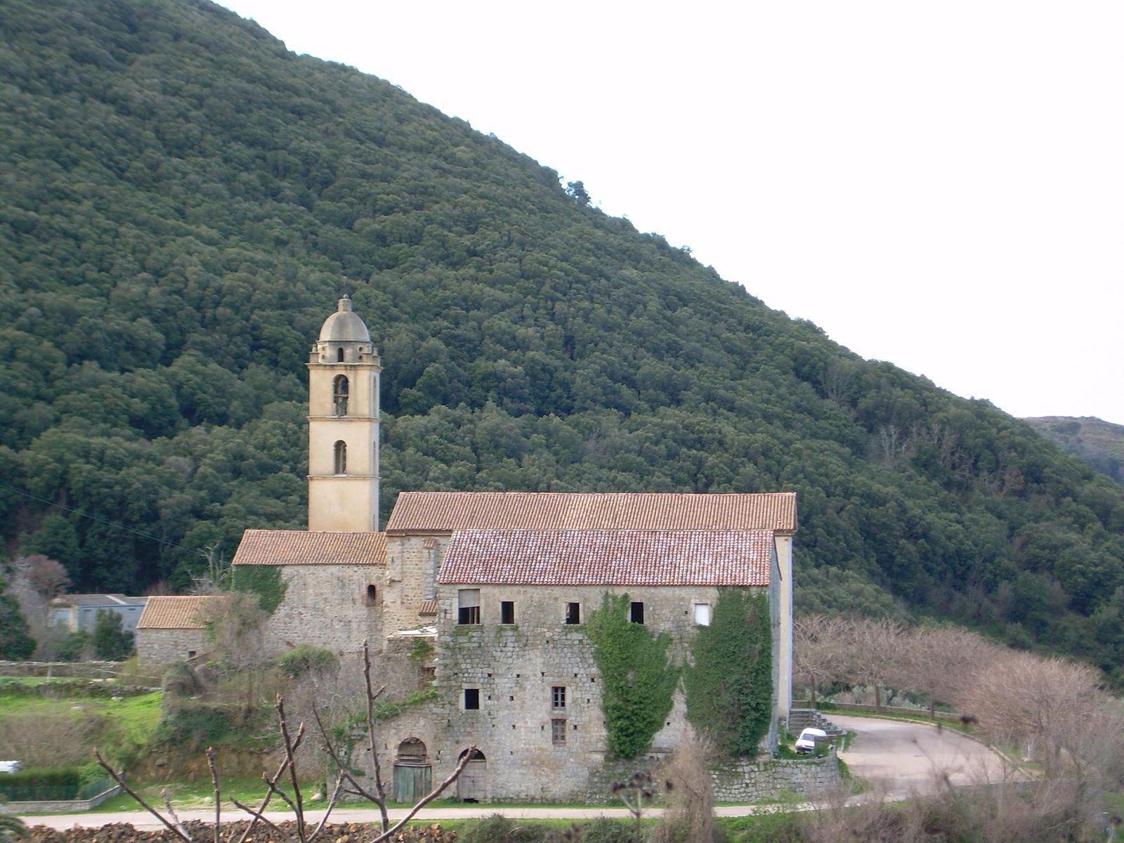 Couvent Saint-François_Sainte-Lucie-de-Tallano