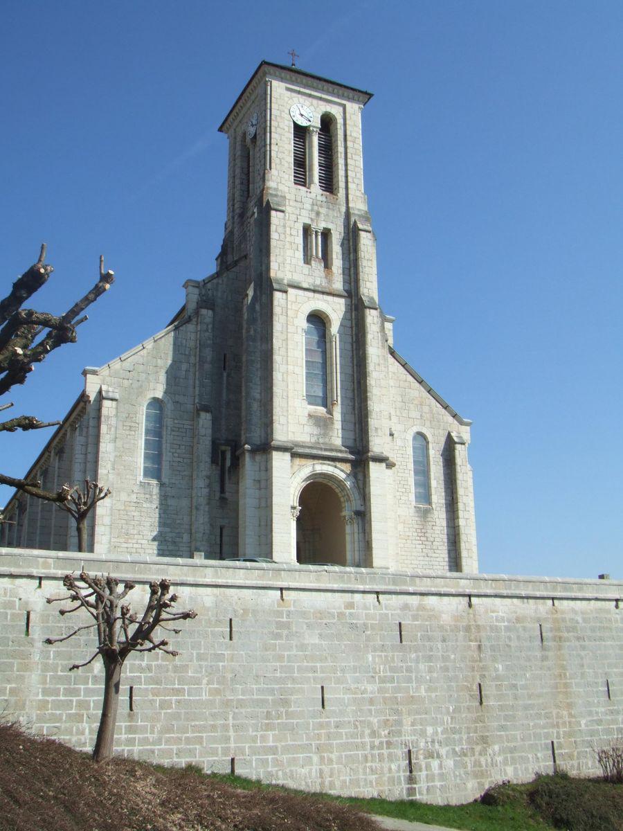 Notre Dame du Château_Miribel-les-Échelles