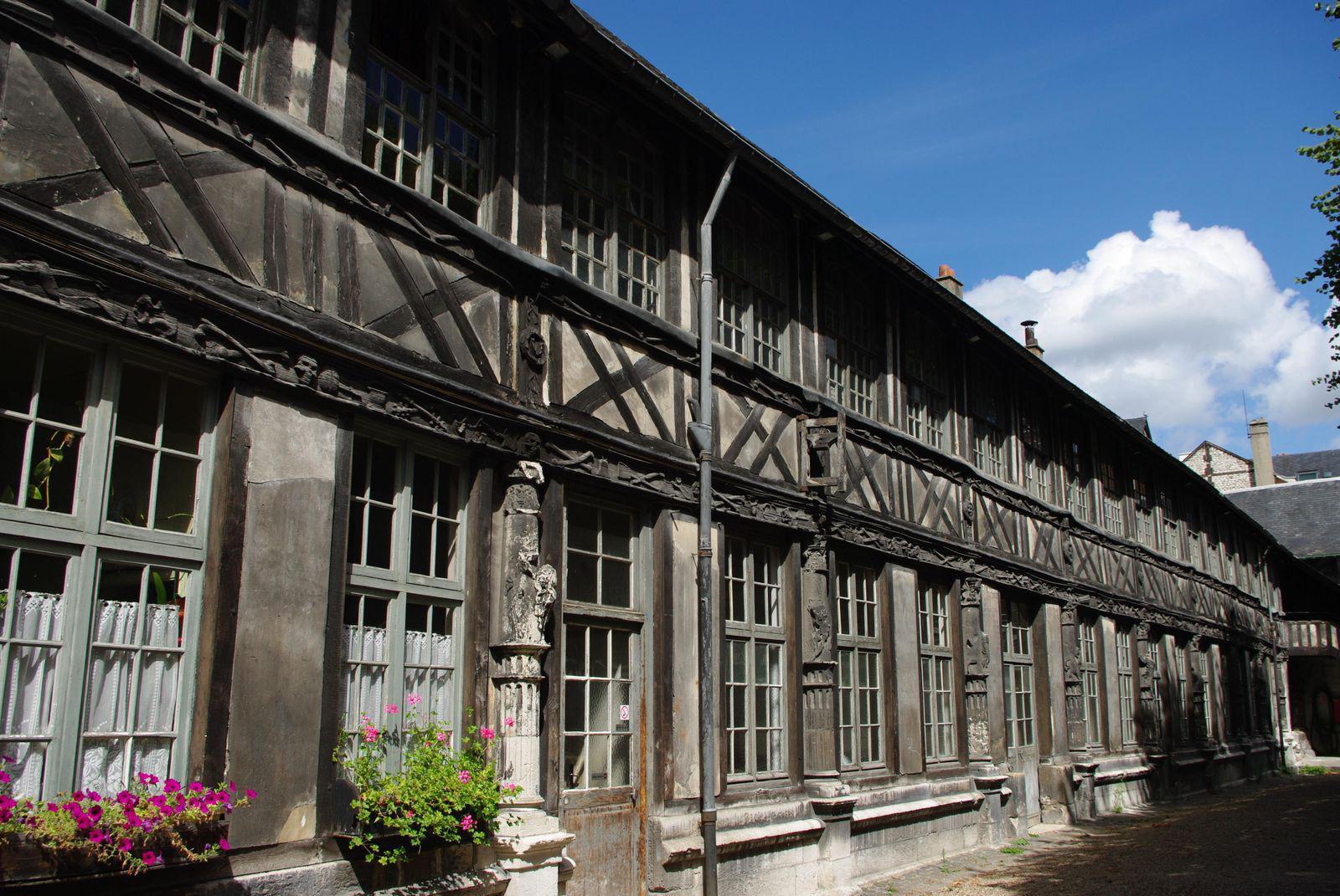 AÎTRE SAINT-MACLOU_Rouen