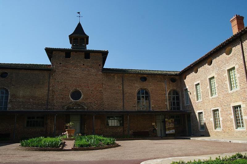Ancien Hôpital et Apothicairerie_Châtillon-sur-Chalaronne