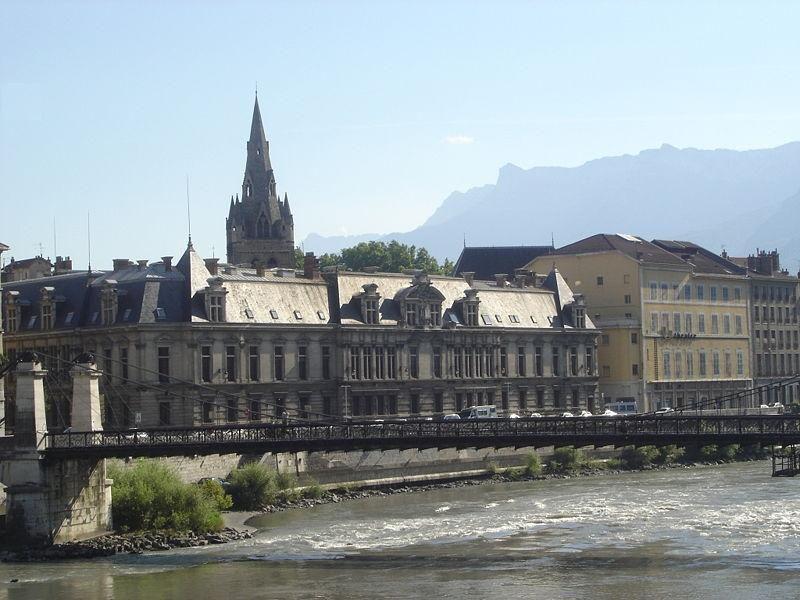 Ancien palais du Parlement_Grenoble
