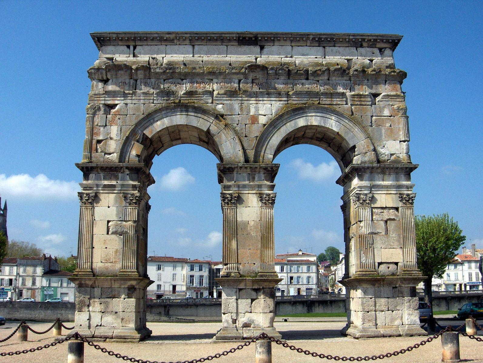 Image : Arc de Germanicus