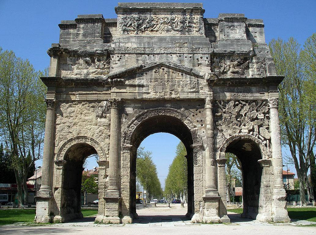 Arc de Triomphe_Orange (1)