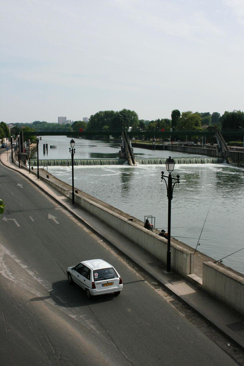 Barrage dit Barrage de Créteil_Créteil