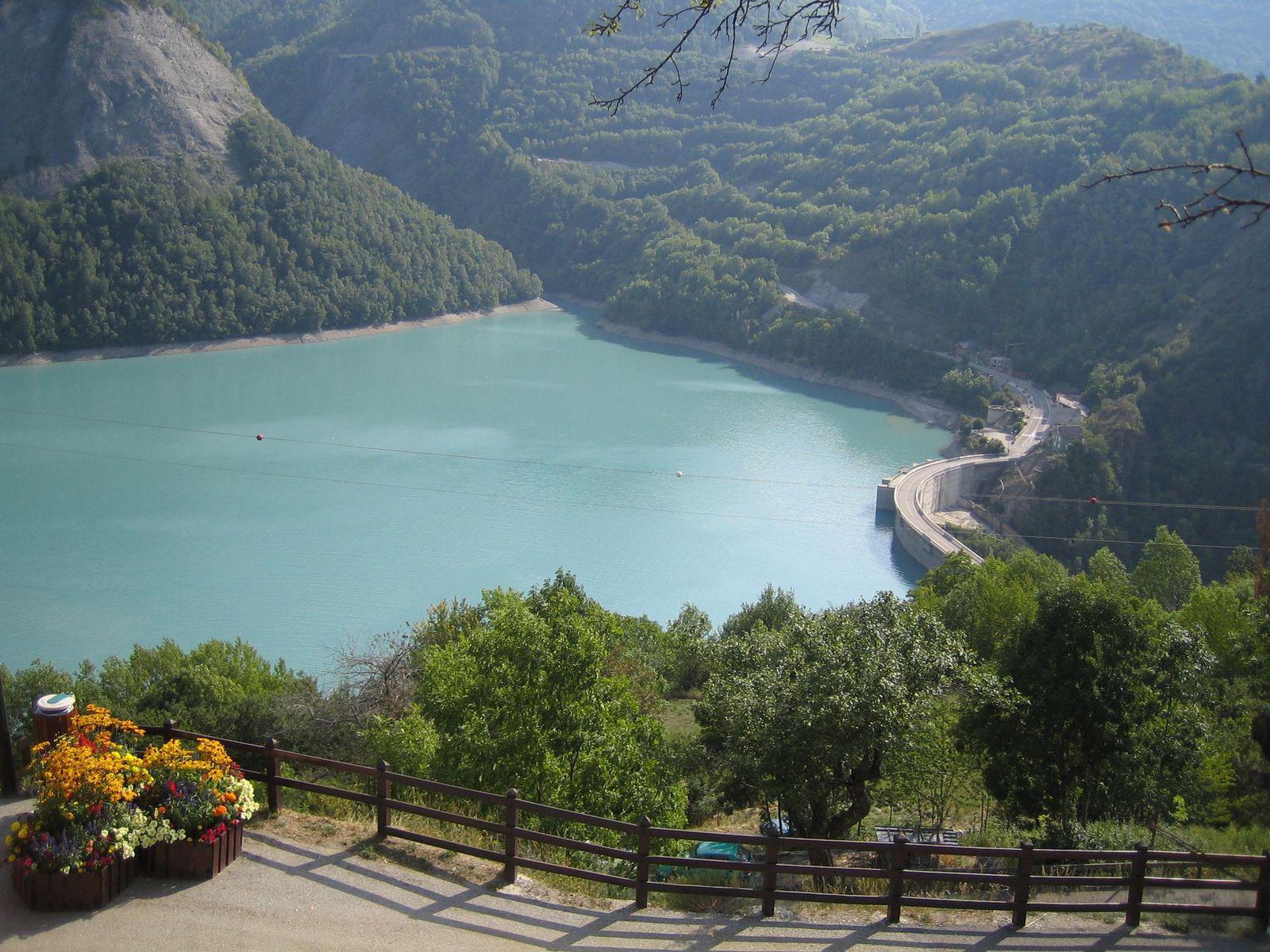 Barrage du Chambon_Le Bourg-d'Oisans