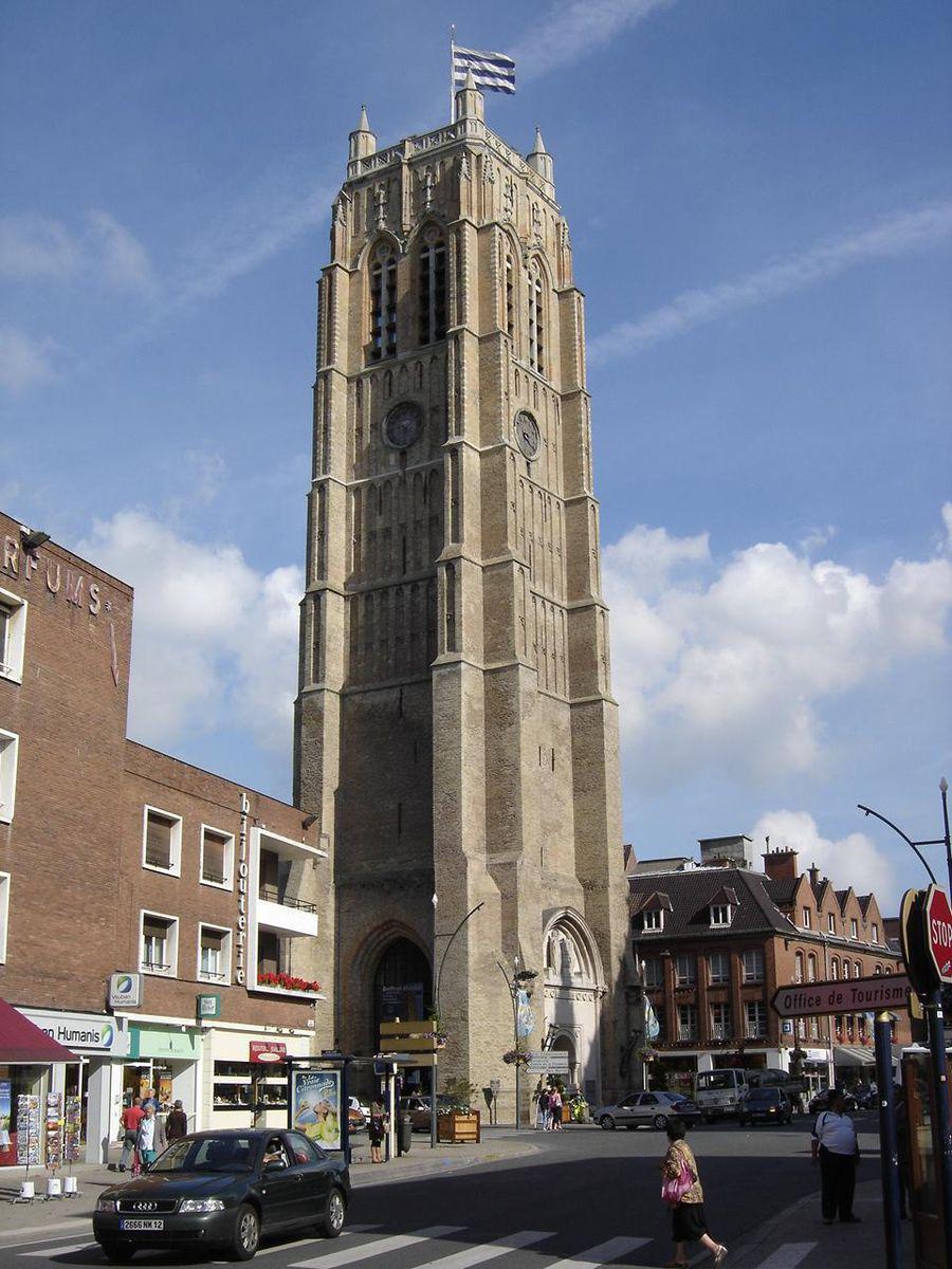 Beffroi de Eglise Saint-Eloi_Dunkerque