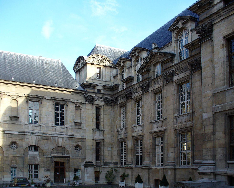 BIBLIOTHEQUE HISTORIQUE DE Ville DE PARIS_Paris