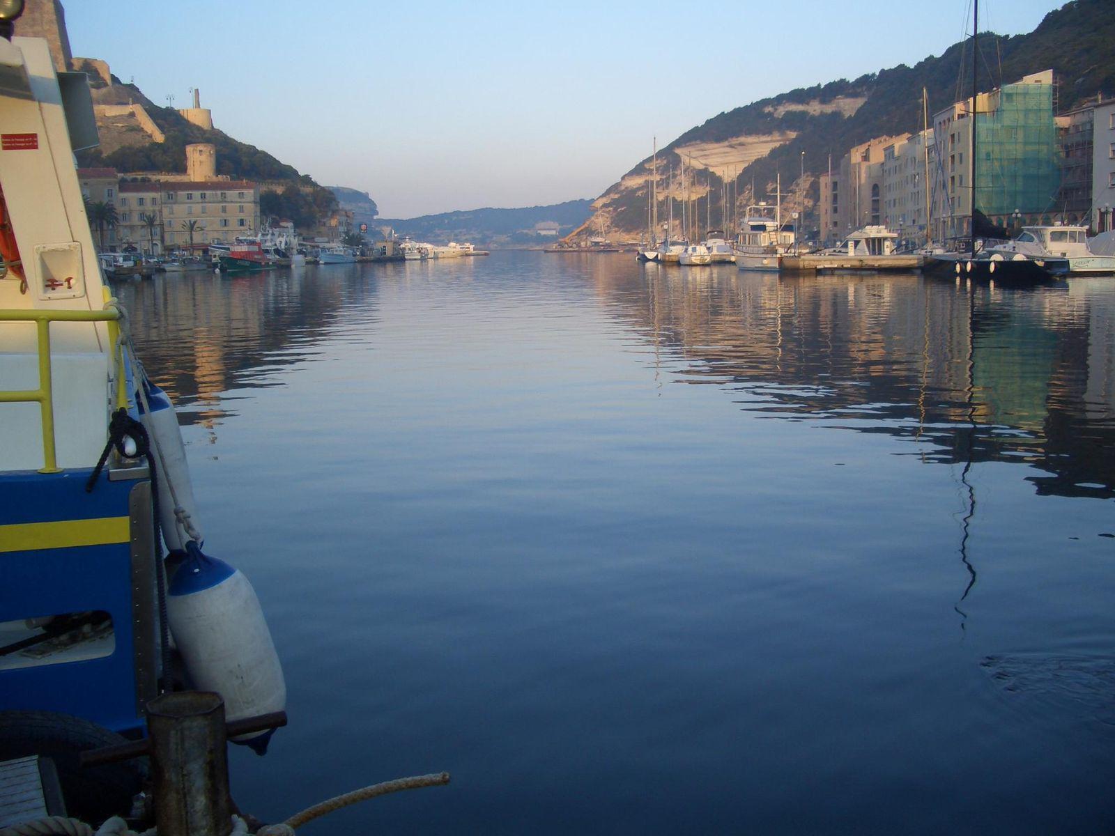 Bonifacio - port de plaisance_Bonifacio (1)