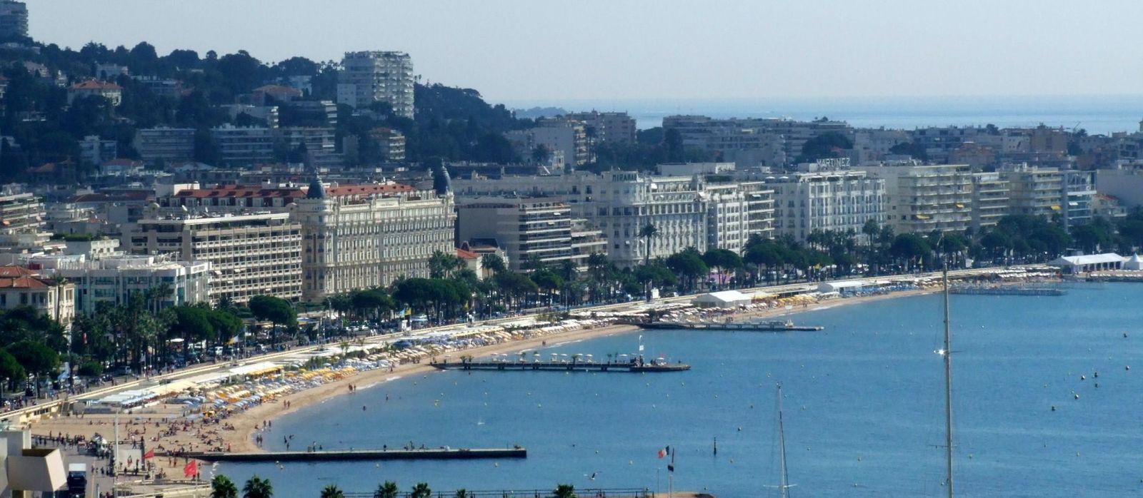 Boulevard de la Croisette_Cannes