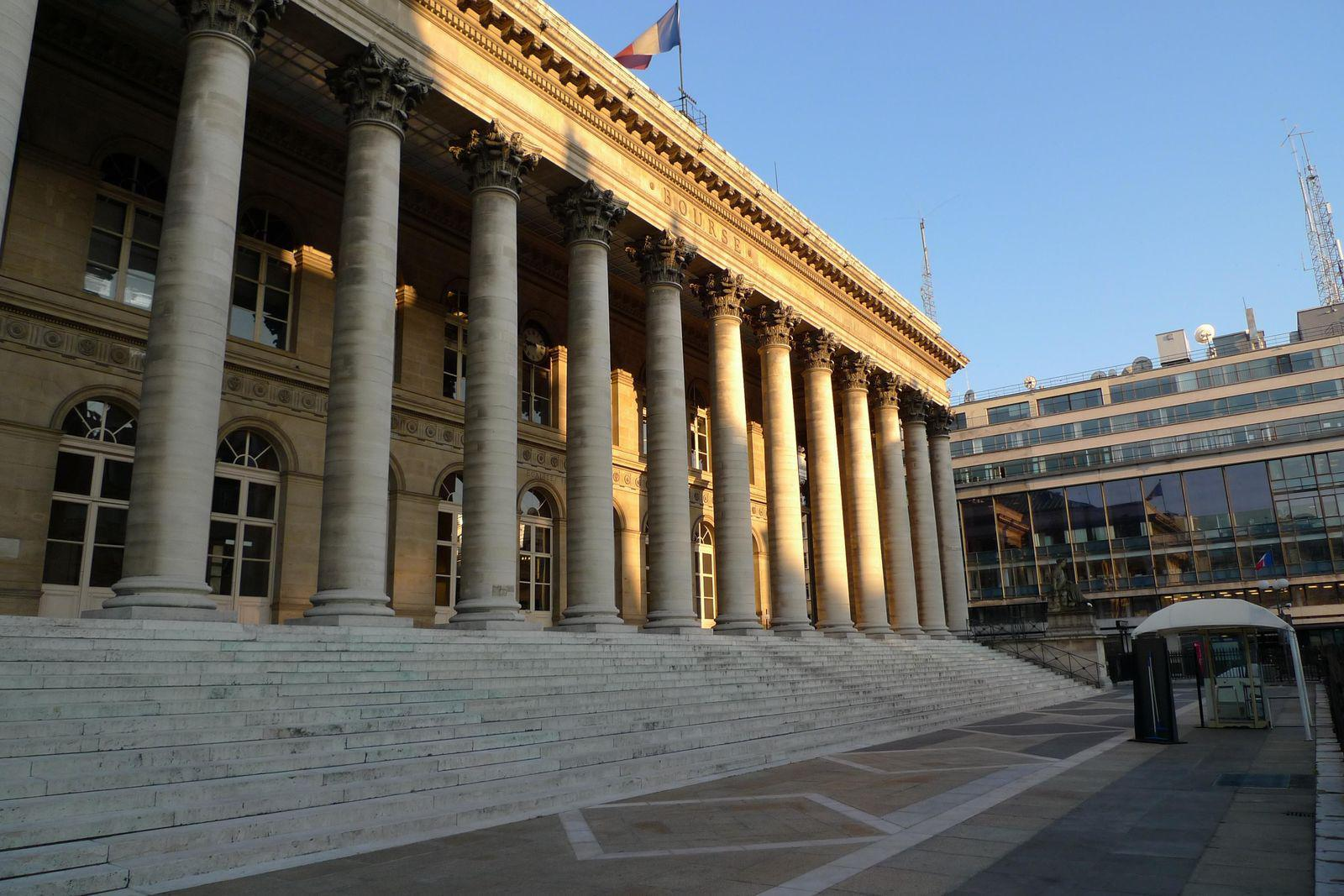 Bourse de Paris / Palais Brongniart_Paris (1)