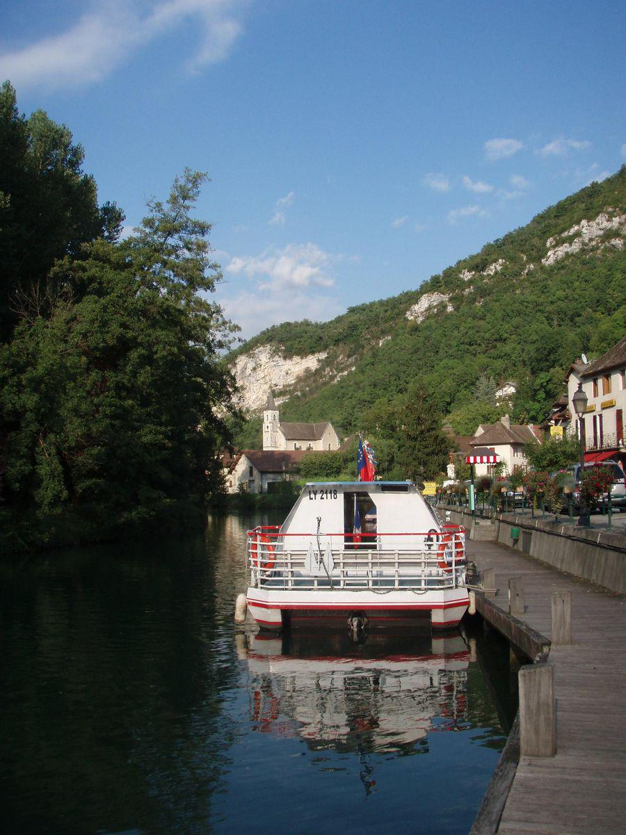 Canal de Savière_Chanaz
