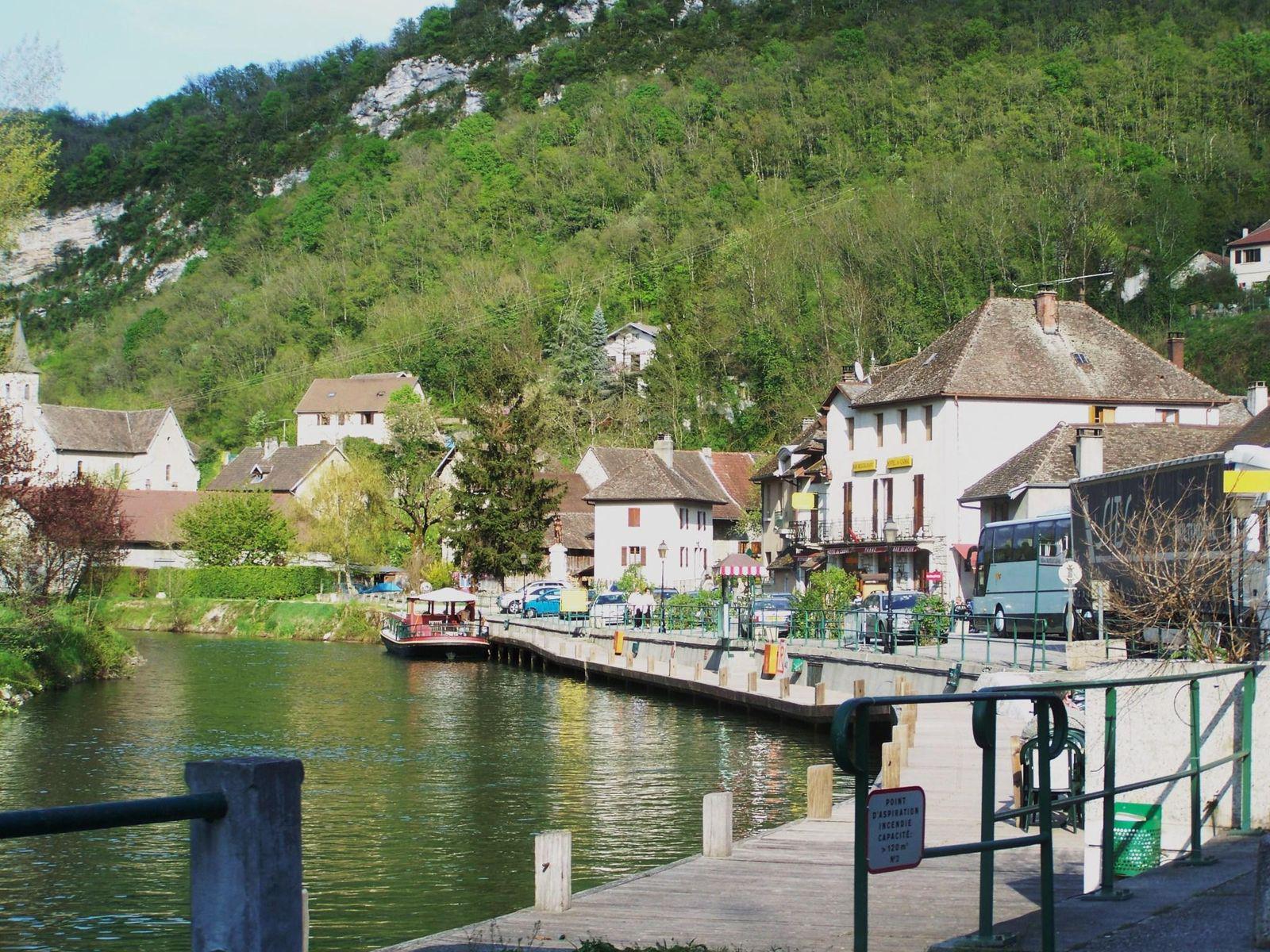 Canal de Savière_Chanaz (1)