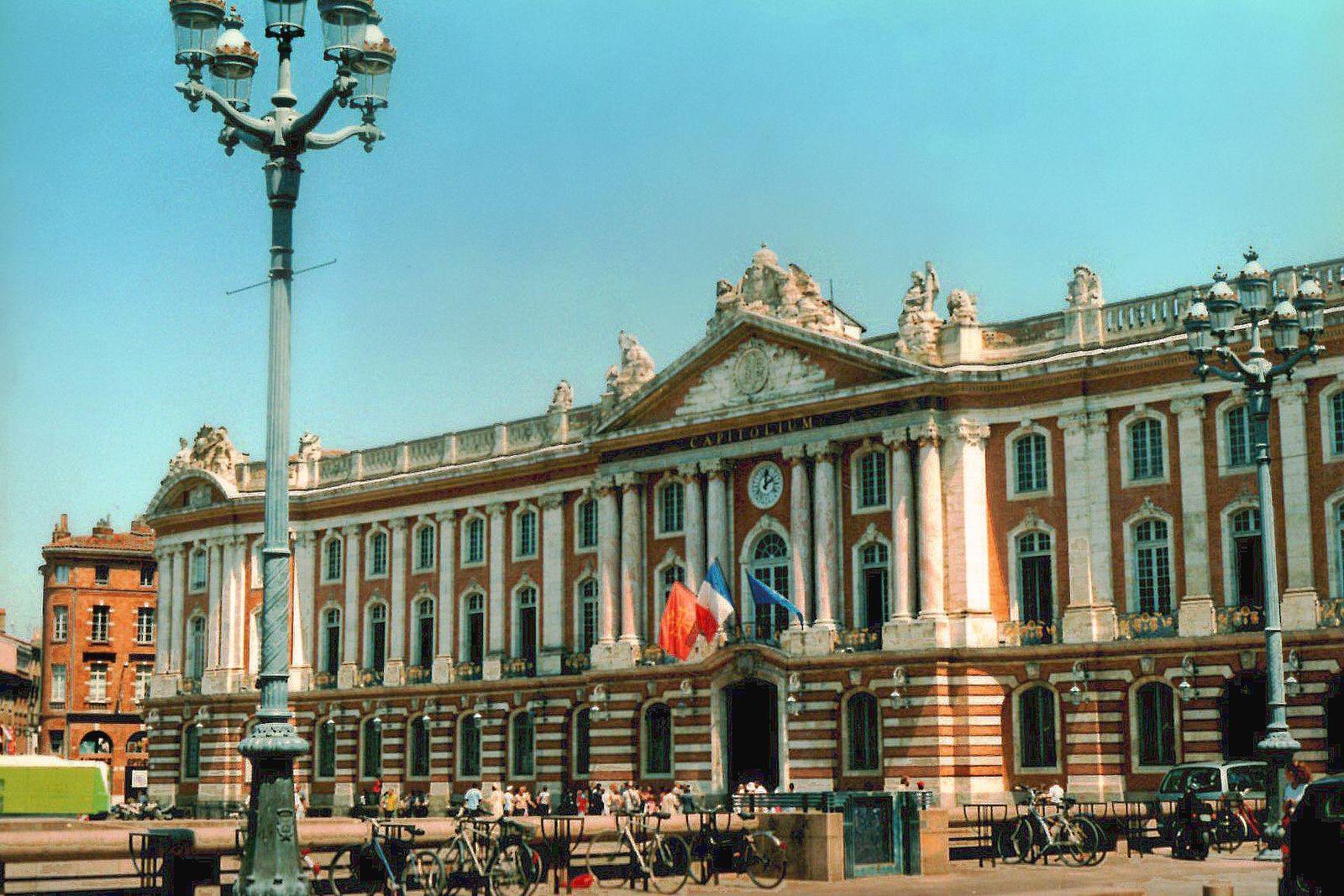 Image : Le Capitole