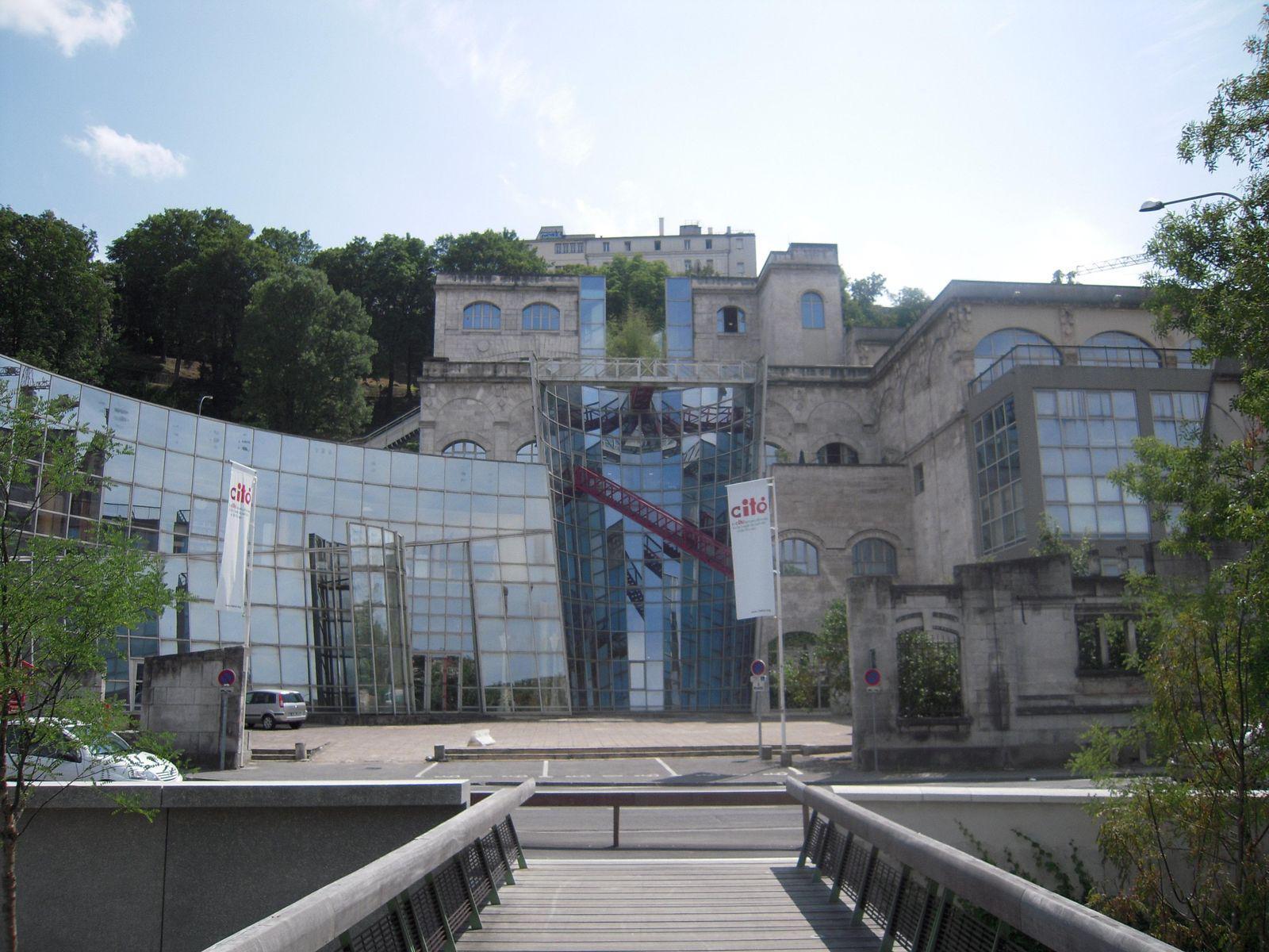 Centre national de la bande dessinée et de l'image (CNBDI)_A