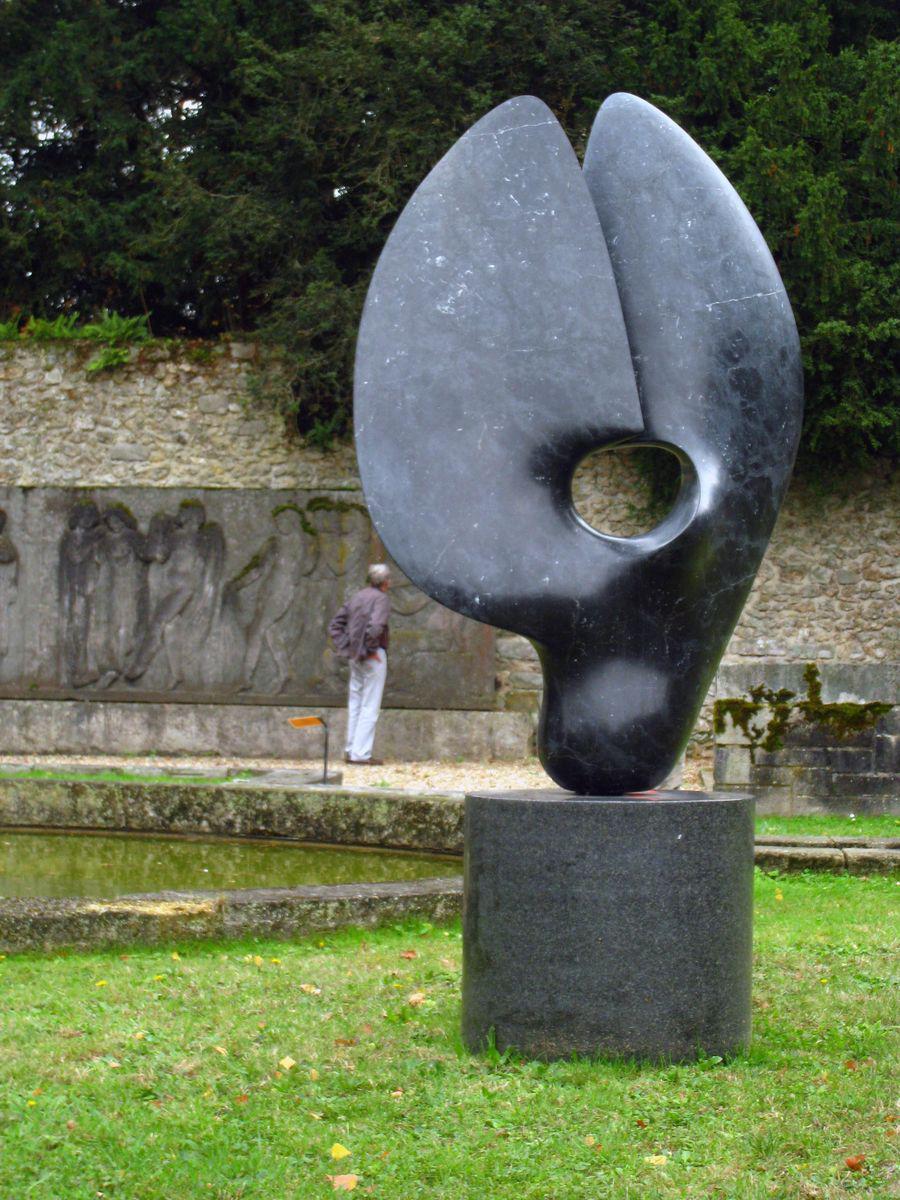 Collections de la Fondation de Coubertin_Saint-Rémy-lès-Chev