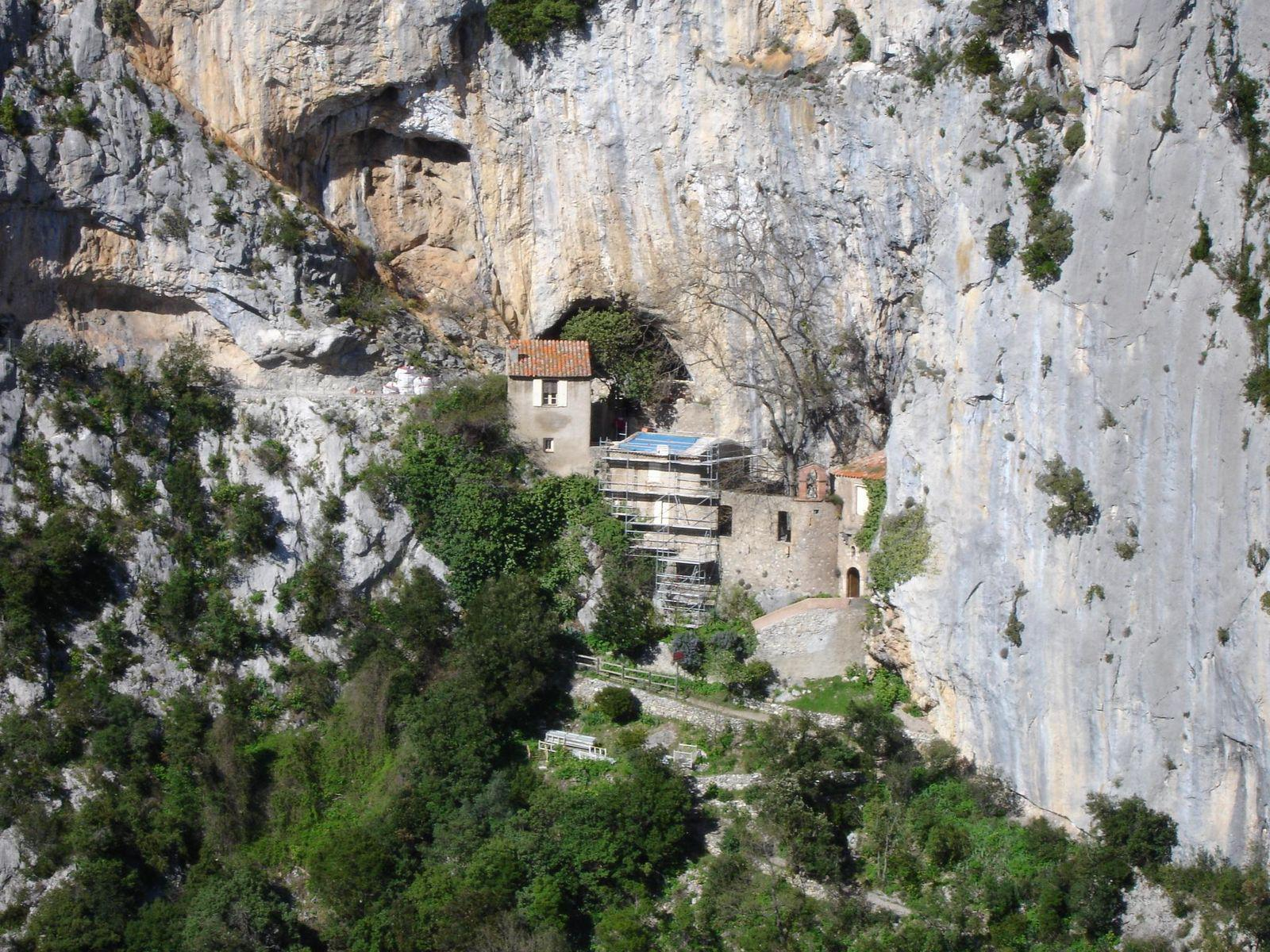 ERMITAGE SAINT ANTOINE DE GALAMUS_Saint-Paul-de-Fenouillet