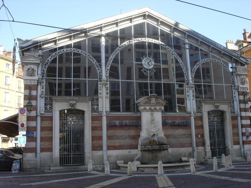Halle Sainte Claire_Grenoble