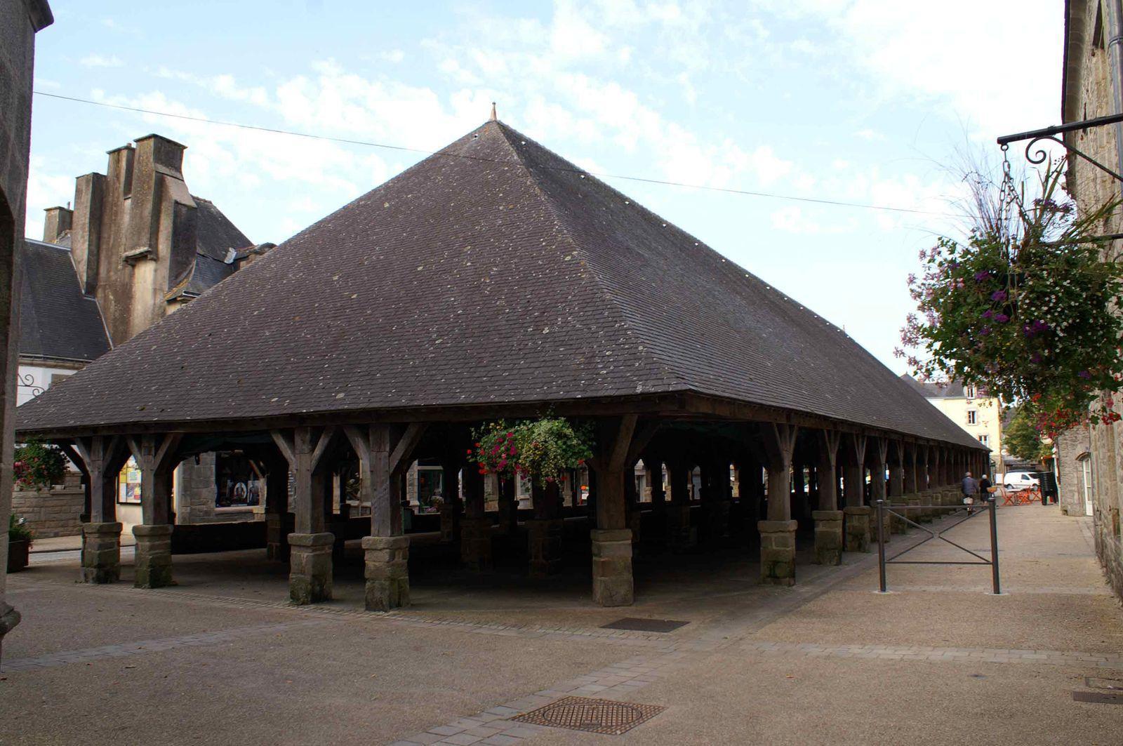Halles de Questembert_Questembert
