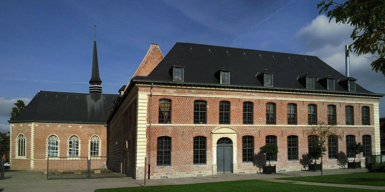 HOSPICE D'HAVRÉ_Tourcoing