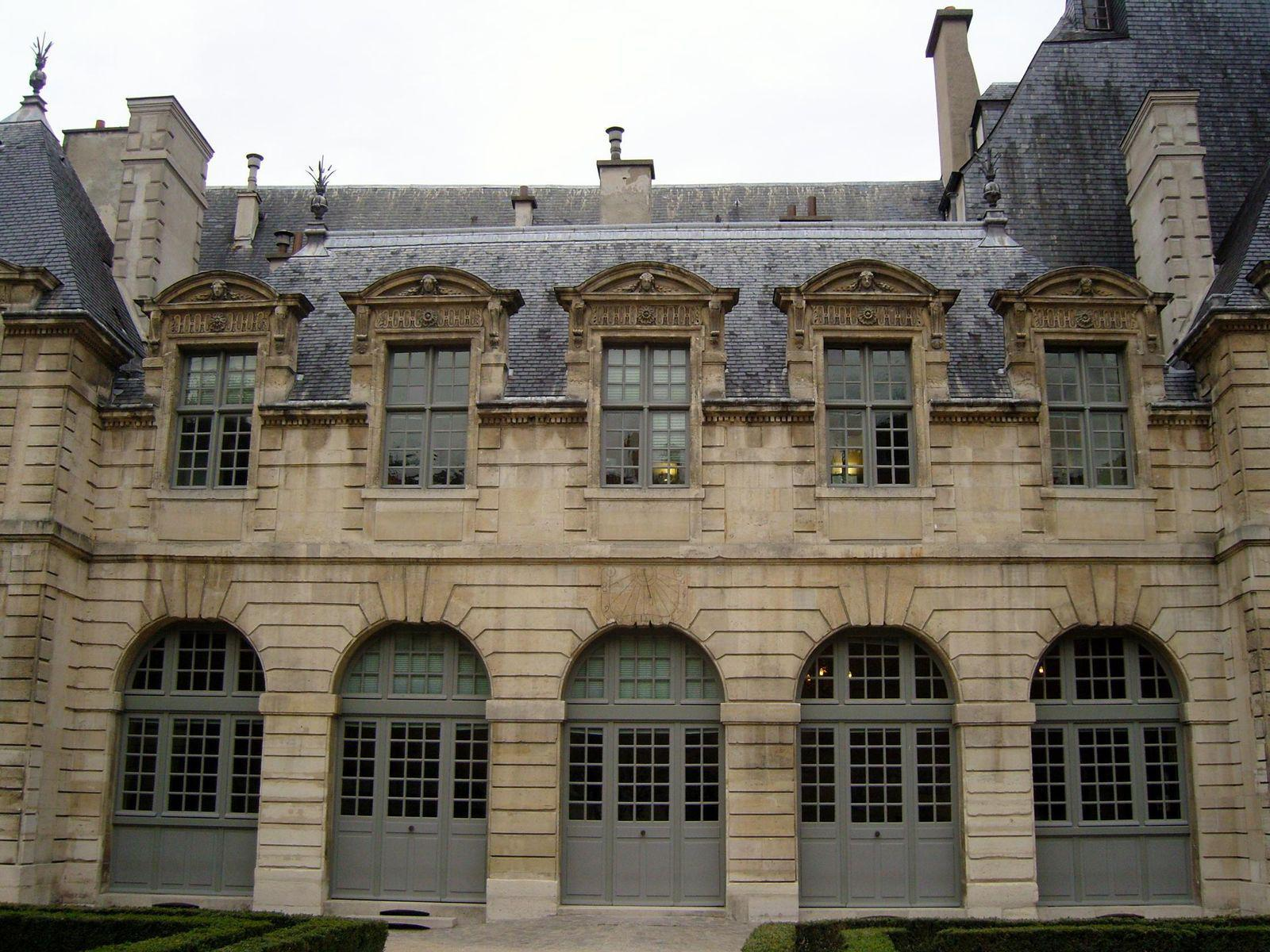 Hotel de Béthune-Sully_Paris