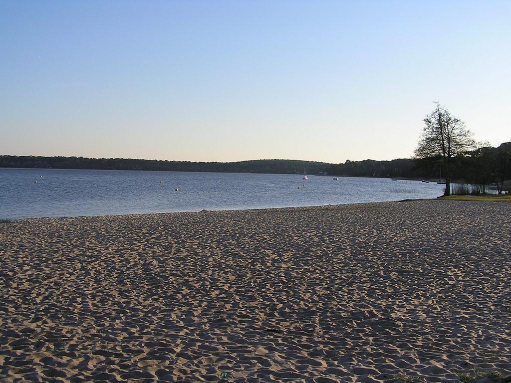 Lac de Lacanau_Lacanau-Océan