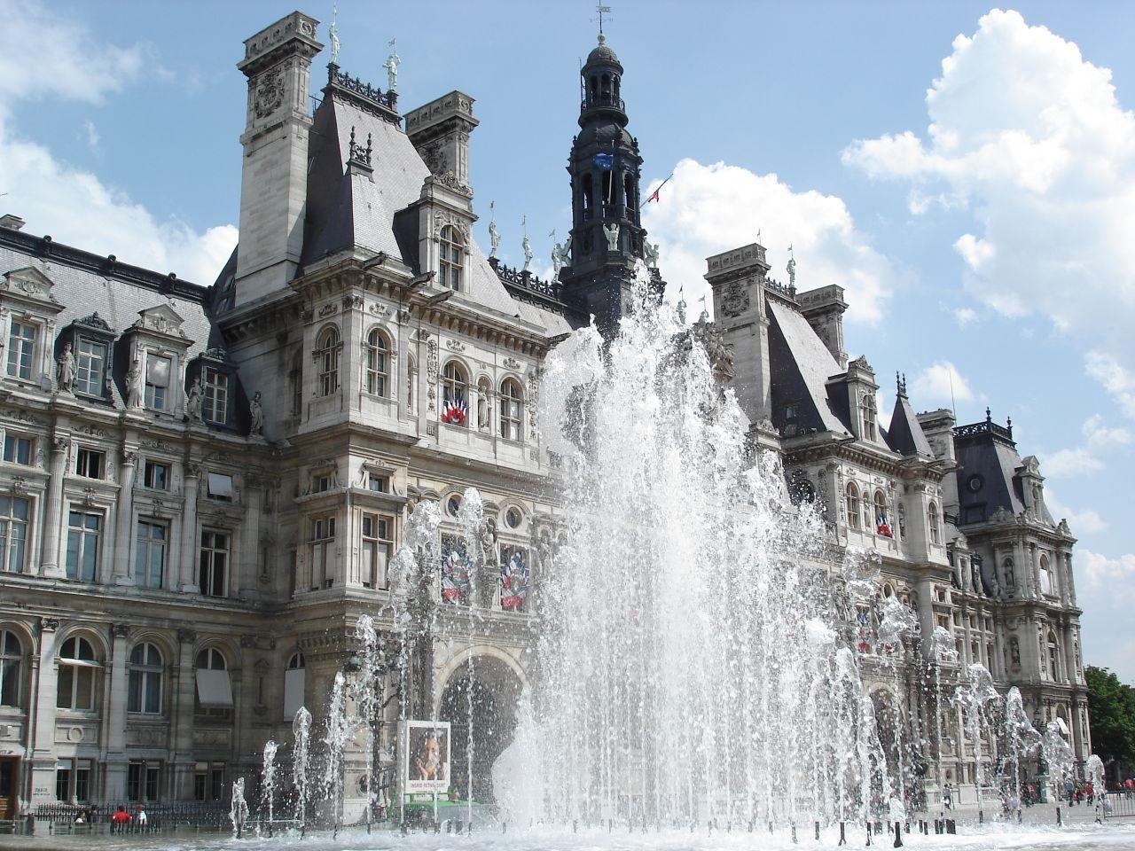 HOTEL DE VILLE_Paris (1)