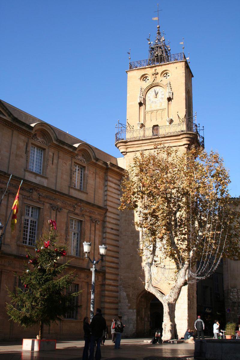 Hôtel de Ville_Aix-en-Provence