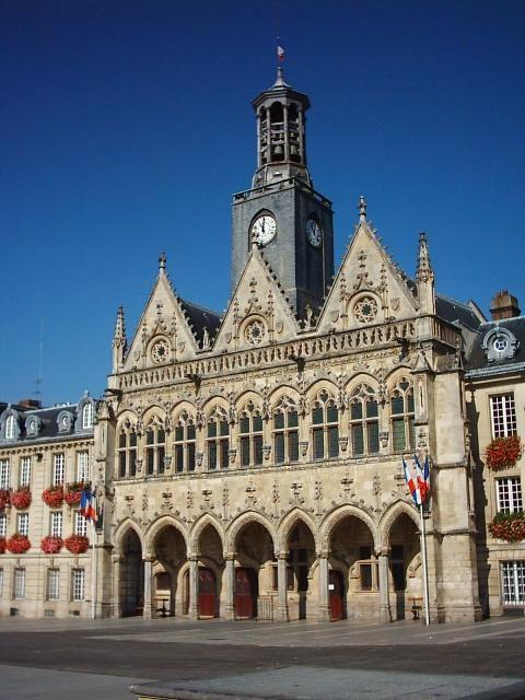 Hôtel de Ville_Saint-Quentin
