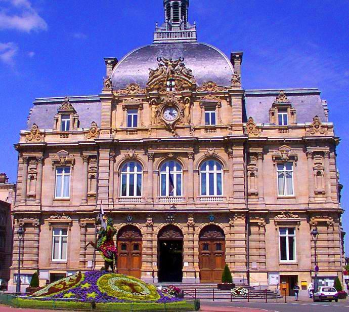 Hôtel de Ville_Tourcoing