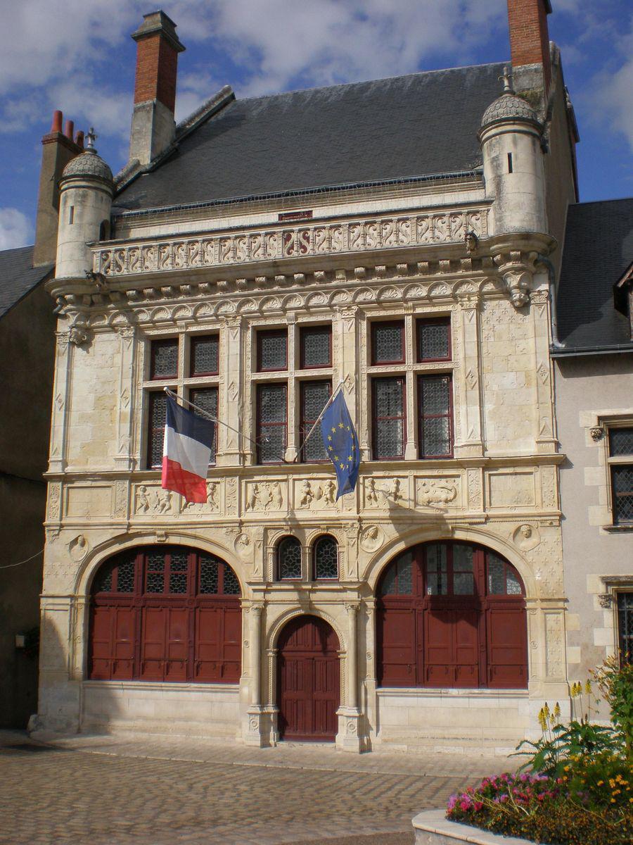 Hôtel de Ville de Beaugency_Beaugency