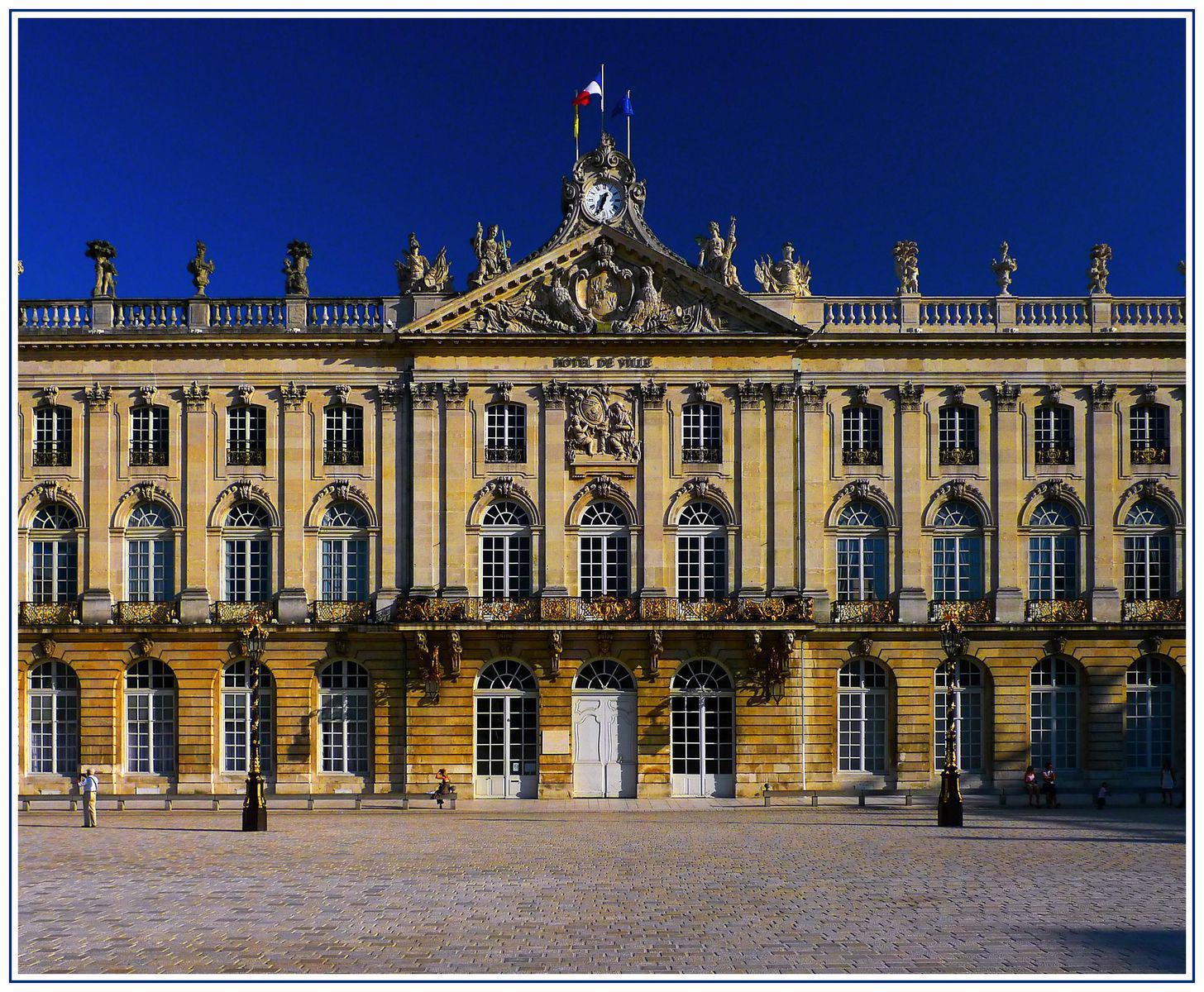 HOTEL DE VILLE DE NANCY_Nancy