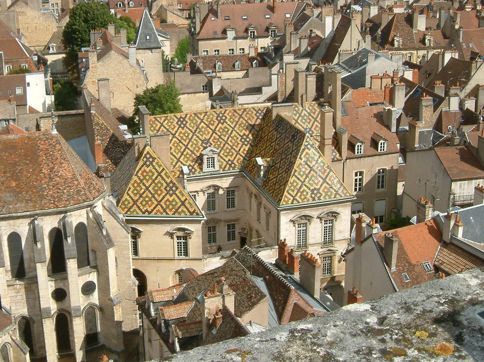 Hôtel de Vogüé_Dijon