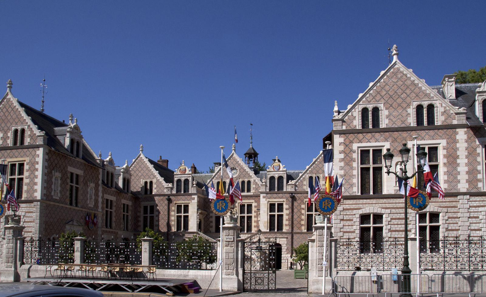 Hôtel Groslot_Orléans