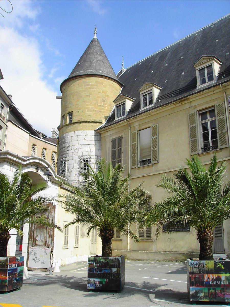 Hôtel Lesdiguières_Grenoble
