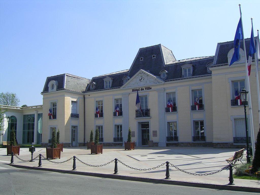 Hôtel-de-Ville de Gagny_Gagny