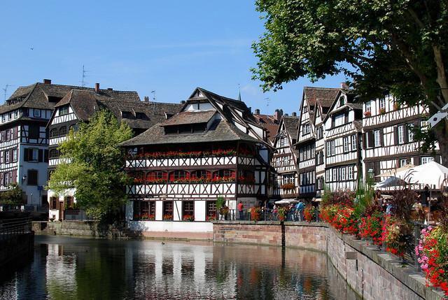 La Petite France_Strasbourg