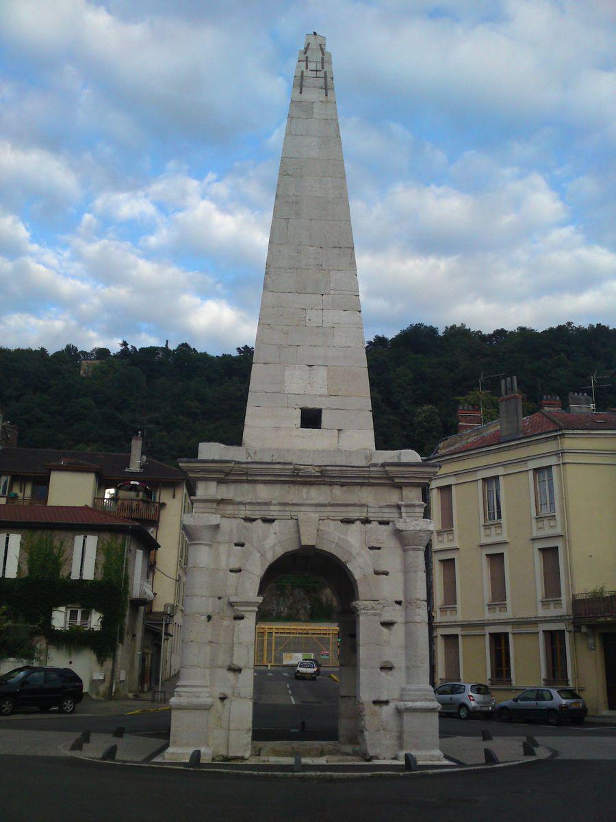 Guide de tourisme par commune vienne 38 architecture monuments divers - Office tourisme vienne 38 ...