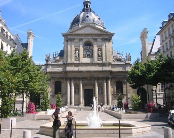 LA SORBONNE_Paris