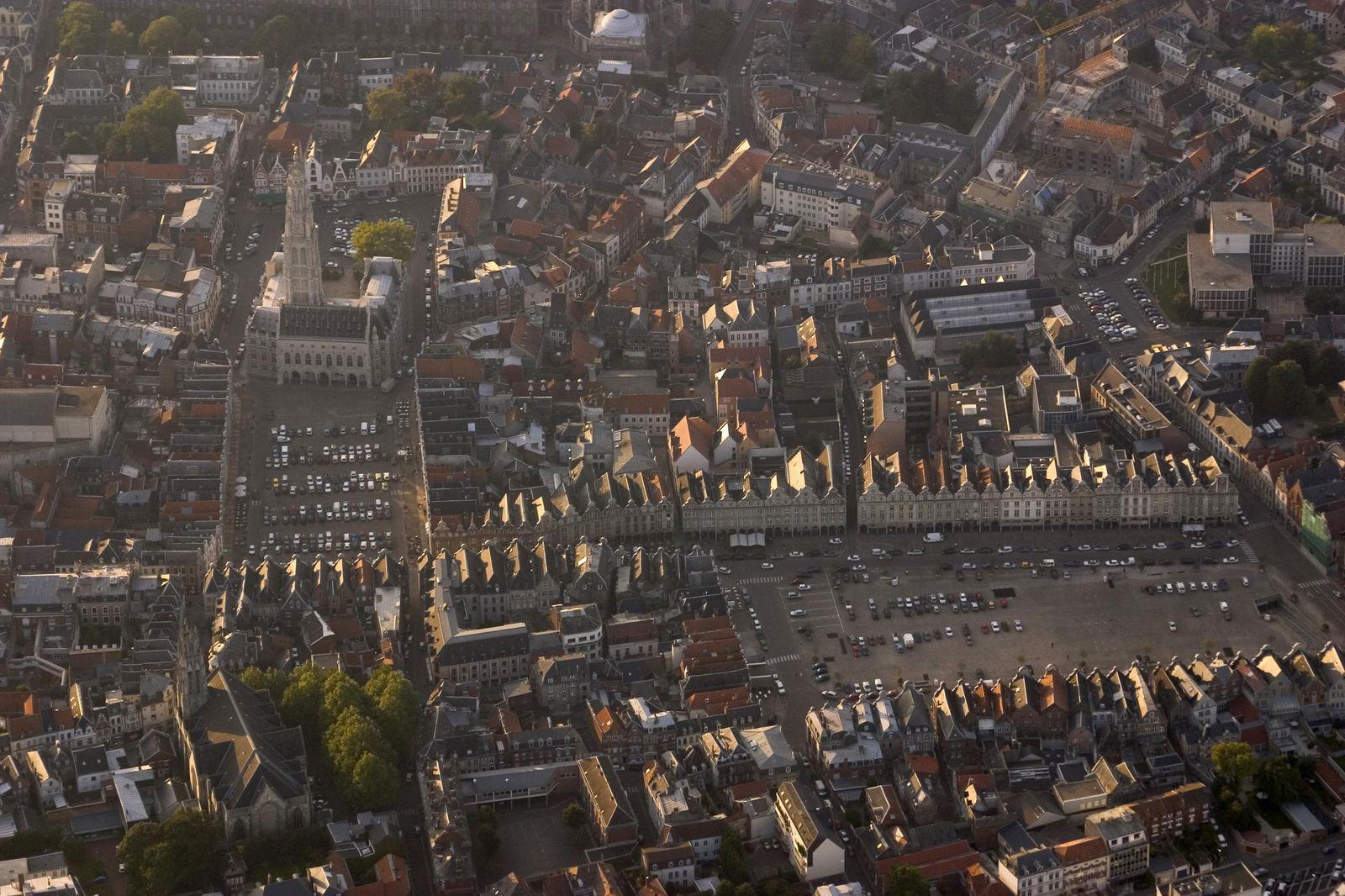 LES PLACES_Arras