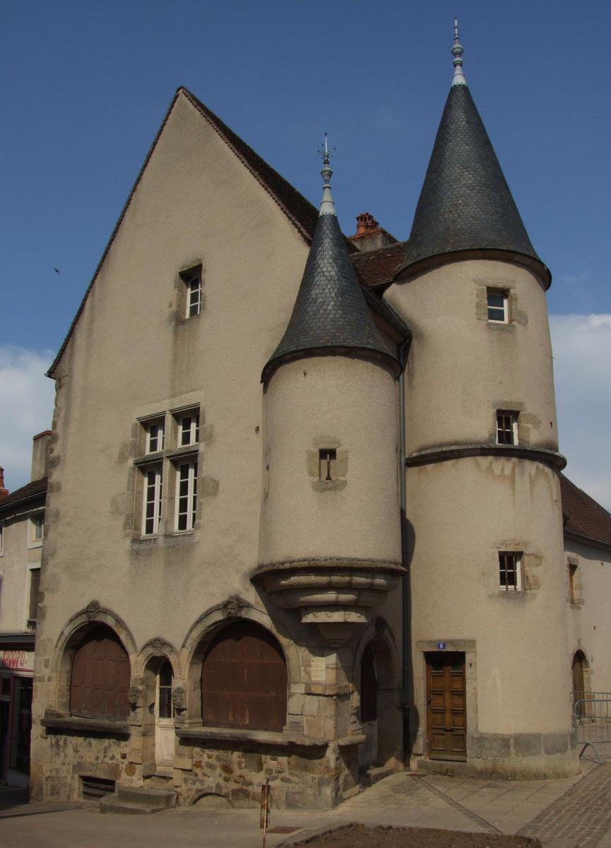Maison Bourgogne_Arnay-le-Duc
